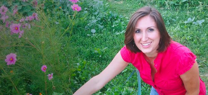 Lucia Cuffaro: «Autoproduzione e consumo critico la ricetta del ben-essere»
