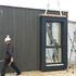 Tirar su case in legno in mezza giornata: a Berlino è possibile