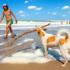 Cane in spiaggia, il rispetto delle norme salva la vacanza