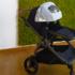 Il tessuto mangia-smog che purifica anche l'aria dei bimbi nei passeggini