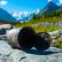 Le vette alpine ripulite dai rifiuti