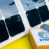 NewPV-3, il mini-pannello solare per ricaricare lo smartphone