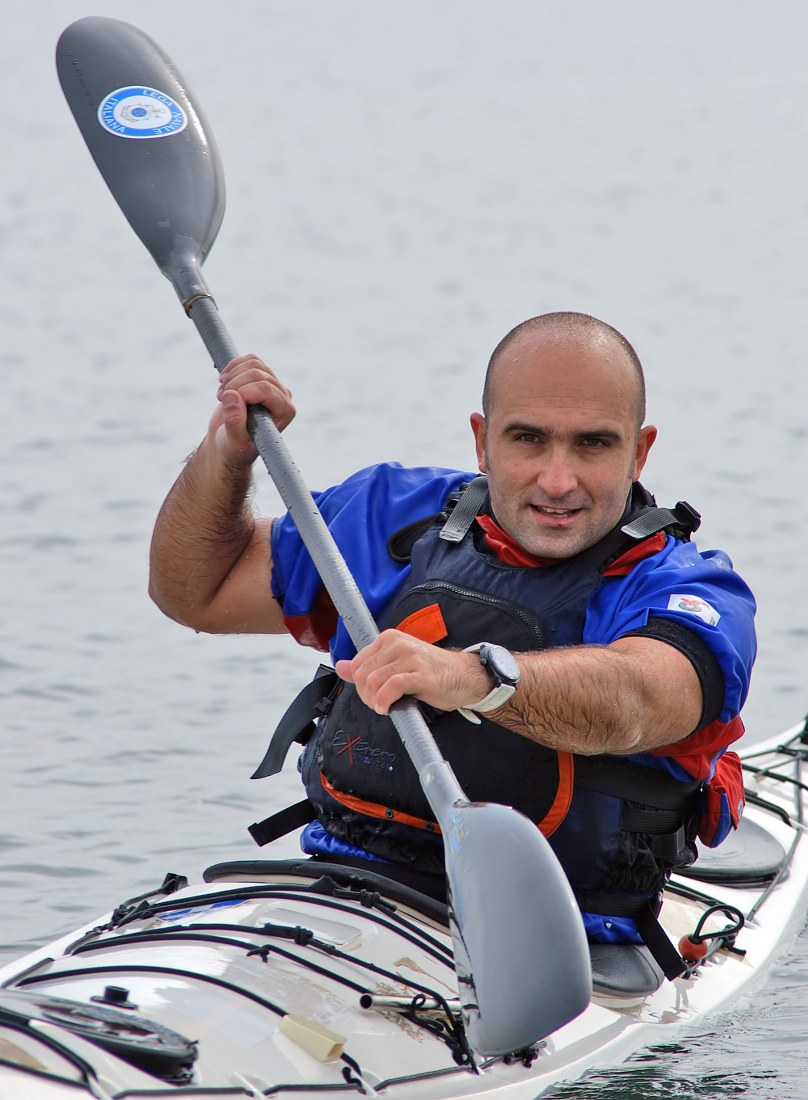 Francesco Gambella, atleta