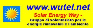 Wutel.net risparmio energetico pannelli fotovoltaici energie rinnovabili