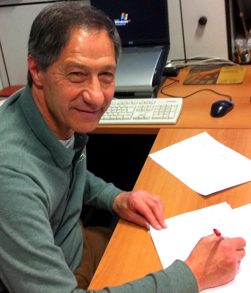 Vincenzo Schembri, Direttore delle Risorse Umane della Helvoet Pharma Italia