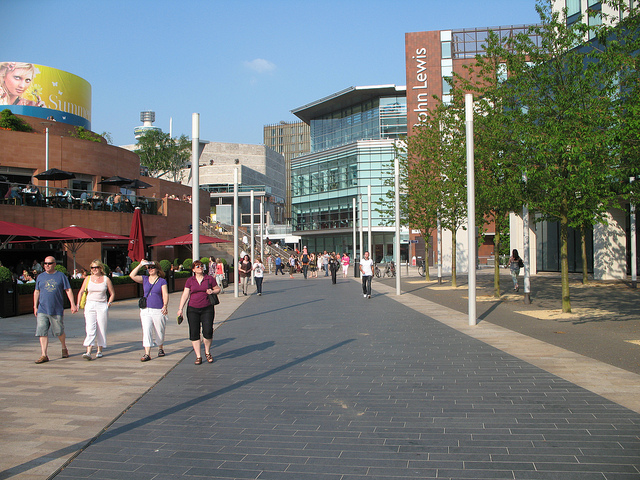 Liverpool One, di dpicker/flickr