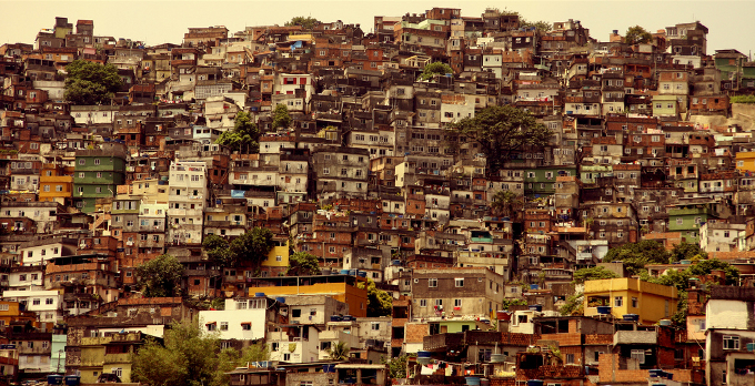 Rocinha, album di eflon/flickr