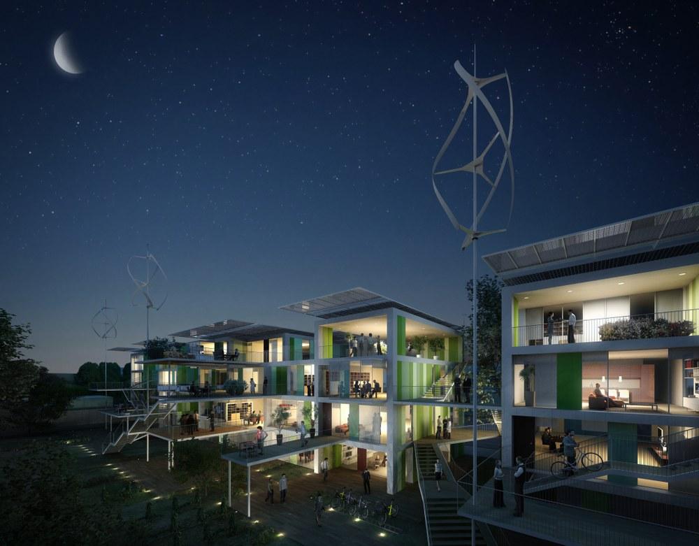 Mario Cucinella: il futuro è nel social housing