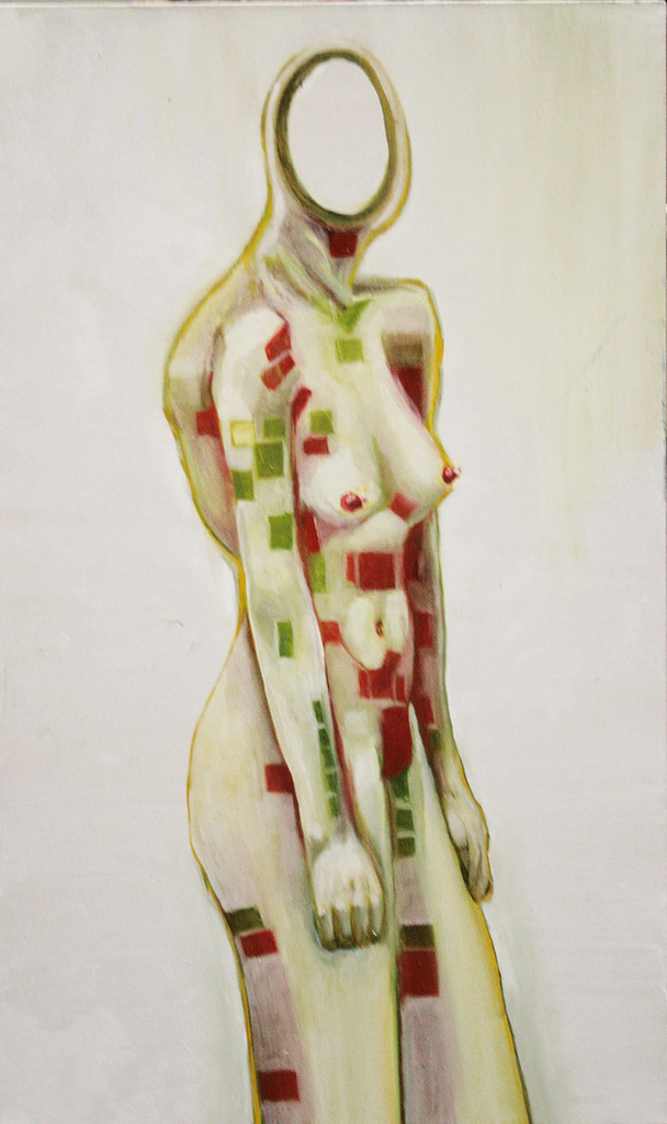 Point of View on Human Body with Oil Painting, album di 2493™/flickr