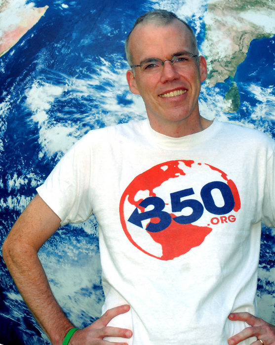 Bill McKibben, Photo by Jennifer Esperenza