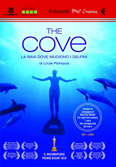 The Cove Richard O Barry Louie Psihoyos Dolphin Project delfini associazioni ambientaliste ambientalista ambientalismo