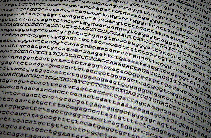 Human Genome (printed), album di JohnJobby/flickr