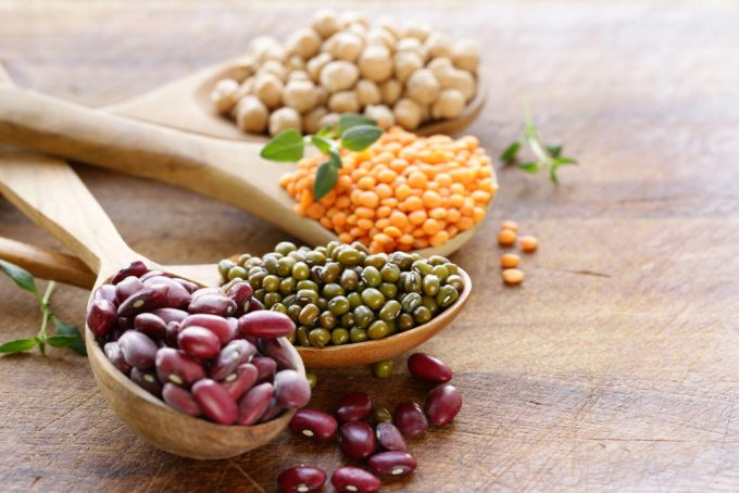 Proteine vegetali: i legumi