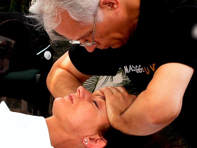 Il metodo di massaggio Leanti la Rosa