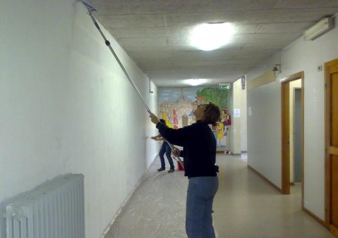 Volontari nelle scuole, Associazione MilanoAltruista