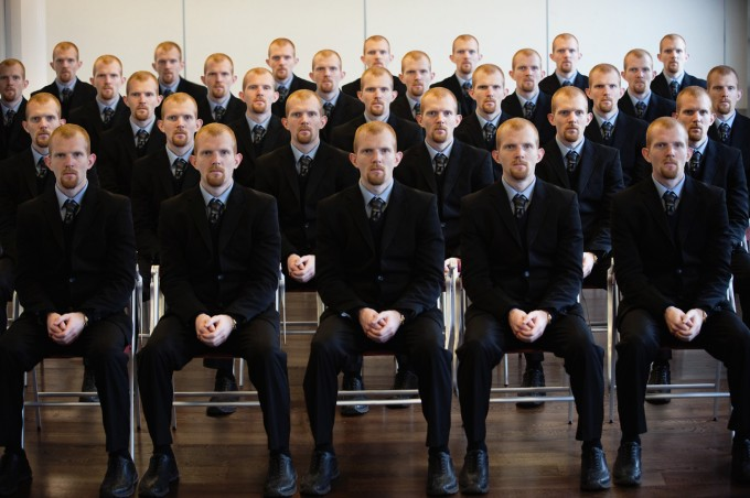 The cloneds, Image by Stanislas Merlin/cultura/Corbis
