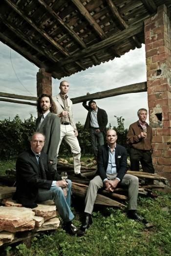 La famiglia Bisol sulla collina del Cartizze - Credits Fredi Marcarini