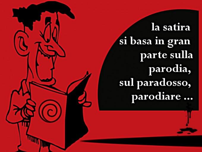 La satira, by Ricardo Francone