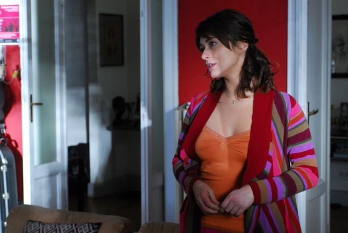"""Scena del film """"LA DONNA DELLA MIA VITA"""" foto dello studio Lucherini Pignatelli"""