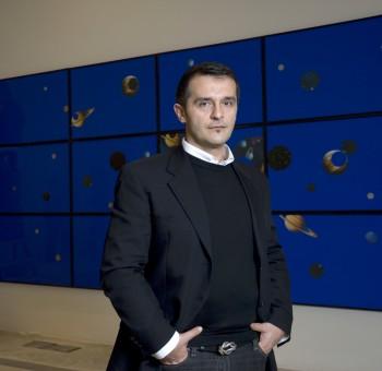 Luca Massimo Barbero - Direttore del MACRO - Foto di Elisabetta Catalano