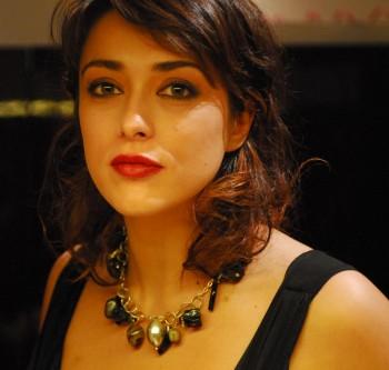 Valentina Lodovini, attrice - foto dello studio Lucherini Pignatelli