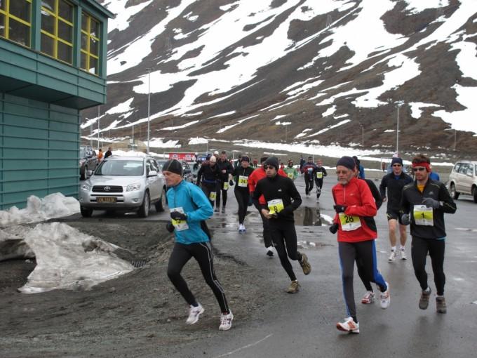 La Spitsbergen Marathon