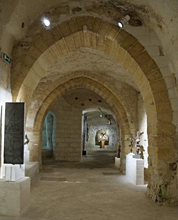 Musma (Museo della Scultura Contemporanea di Matera) Credit foto: Niccolò de Ruggieri