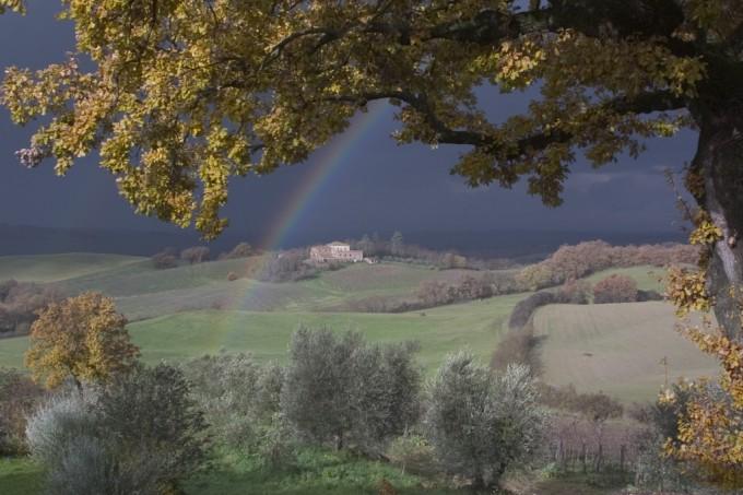 Paradiso di Frassina, Val d'Orcia
