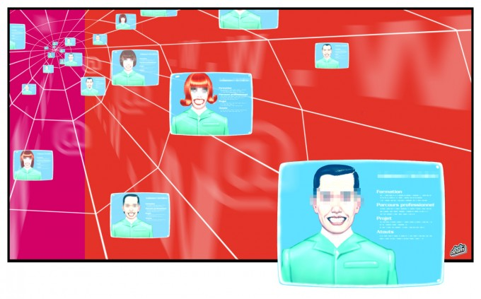 Communicating on the World Wide Web, Image by © Images.com/Corbis