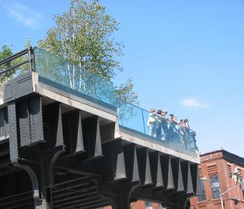 High Line Park - NY City, album di David Berkowitz/flickr