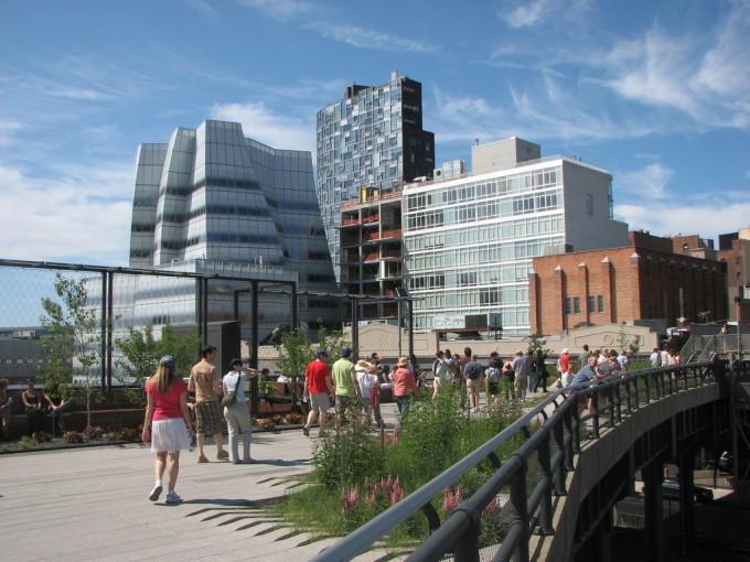 High Line Park - New York City - July 09, album di David Berkowitz/flickr