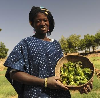 Fondazione Slowfood a sostegno degli orti in Africa, credito © Paola Viesi