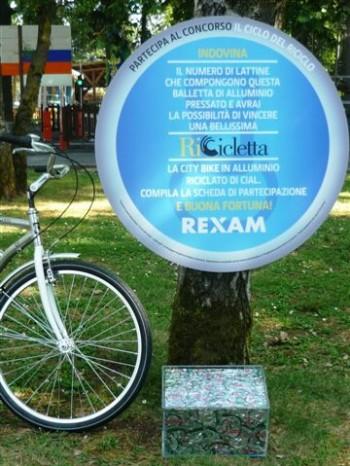 riciclo Rexam Italia raccolta differenziata packaging Minitalia Leolandia Il Ciclo del Riciclo CiAl alluminio