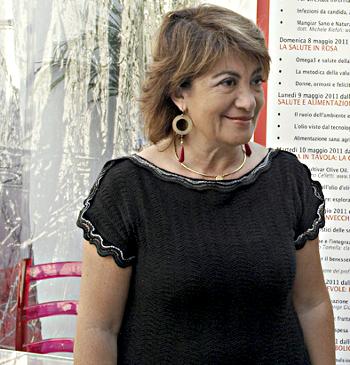 Perrone Giovanna medico, foto di Paolo Robaudi