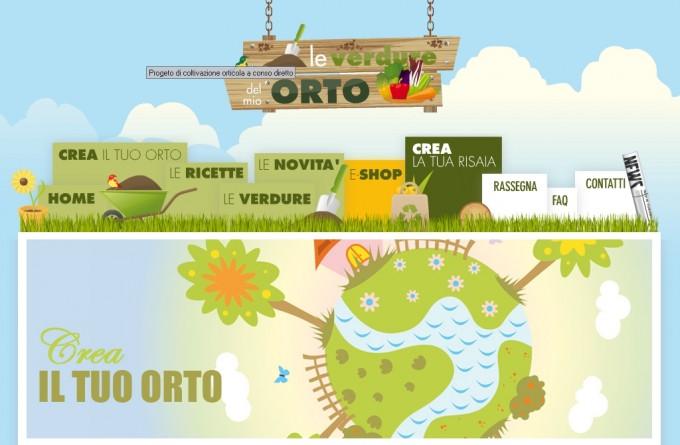 www.leverduredelmioorto.it
