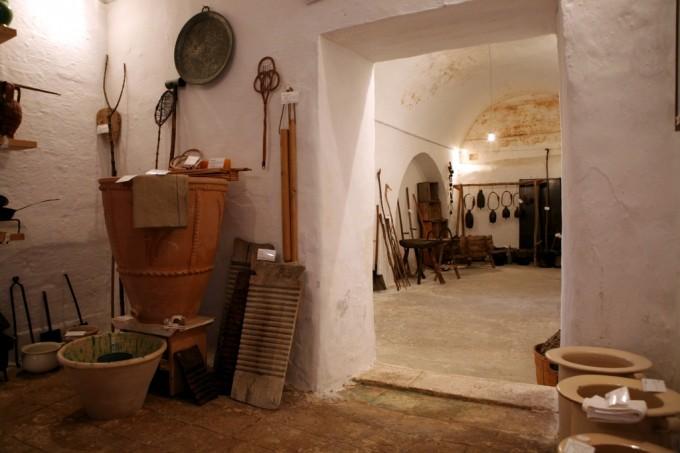 Masseria Lupoli, museo civiltà contadina