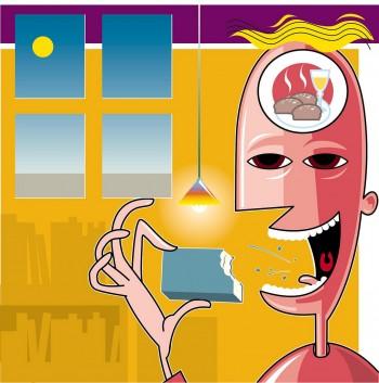 Brain food Snack, album di Combined Media/flickr