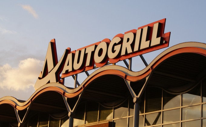 Autogrill, album di lucamascaro/flickr
