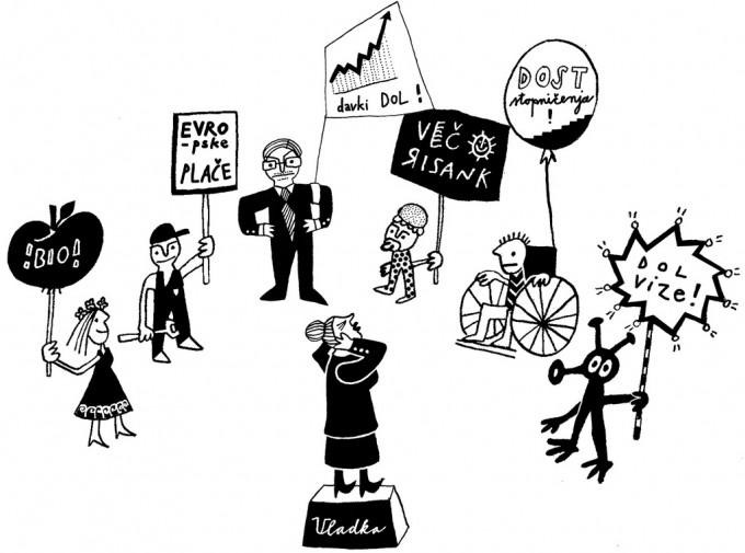 Key stakeholders, album di Kaja.A/flickr
