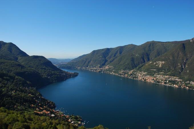 Lago di Como, foto di Gabriele Asnaghi/Flickr Album