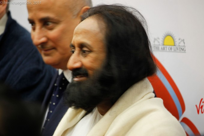 Sri Sri Ravi Shankar - World Culture Festival Berlin, photo by HerrKrueger/flickr