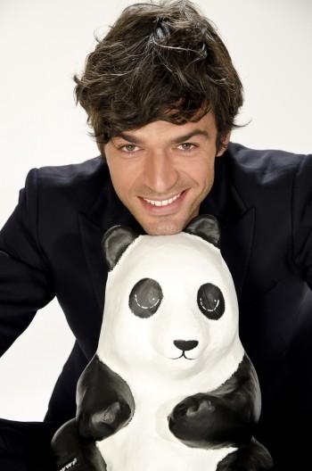 Luca Argentero per WWF, foto Francesco Mirabile