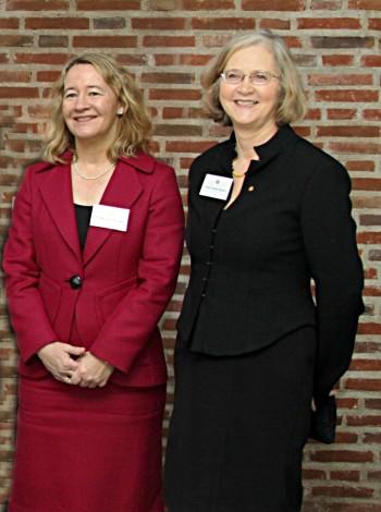 Carol W. Greider (Medicine), Elizabeth H. Blackburn (Medicine), album di US Embassy Sweden/flickr