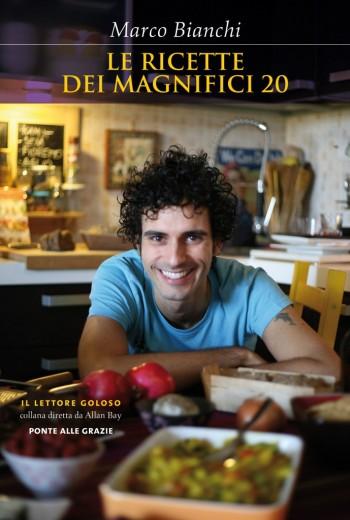 Cover libro, Le ricette dei Magnifici 20