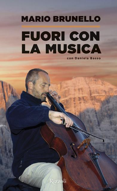 """Cover libro """"Fuori con la musica"""""""