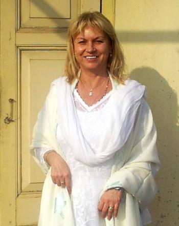 Elisabetta Furlan, maestra yoga
