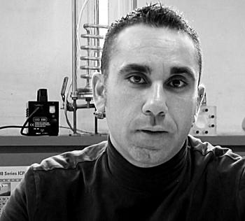 Gianluca Chiarello, ricercatore