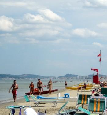Riviera Adriatica, foto di Graziella Turiello