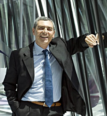 Roberto Marinucci, General Director of Fater. Pescara, Italy - credit Ada Masella