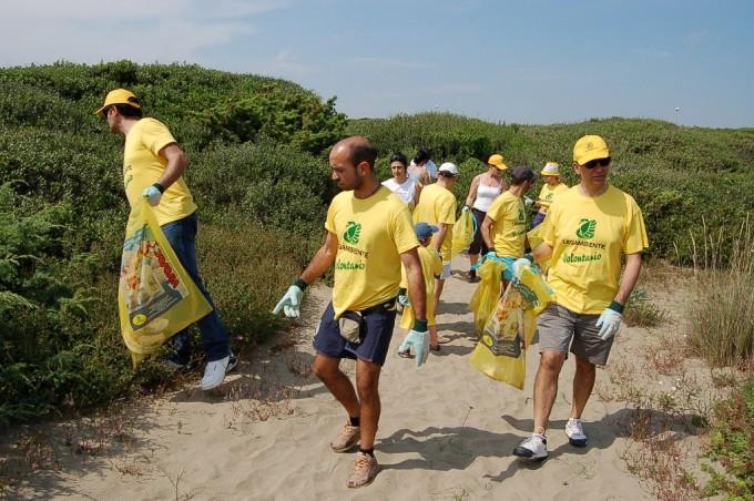 Iniziativa Spiagge e Fondali Puliti - SAP-Legambiente